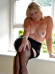 Stockings, Mature, Stocking, Sexy, Sexy mature, Mature stockings