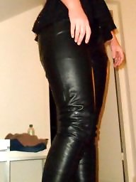 Leather, Pants, Flash, Pant