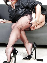 Mature upskirt, Stocking mature, Upskirt mature, Mature in stockings