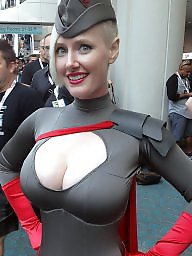 Cartoons, Cosplay, Asses