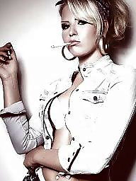 Smoking, Smoke, Blond