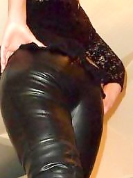 Leather, Flashing