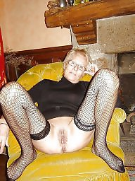 Granny, Mature, Mature hairy, Hairy, Stockings, Stocking