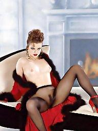 Ladies, Legs, Legs stockings, Long legs