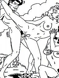 Cartoon, Toons
