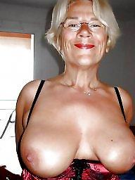 Granny, Mature granny, Amateur granny
