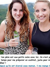 Captions, Caption, Teen captions, Beautiful teen girls