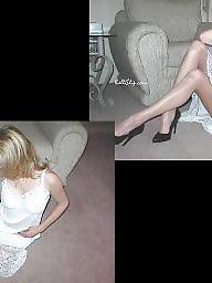 Slips, Upskirt stockings