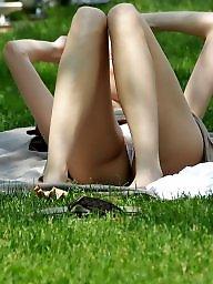 Flashing, Panties, Park