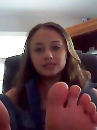 Turkish, Foot, Feet, Teen feet, Turkish teen, Webcam teen