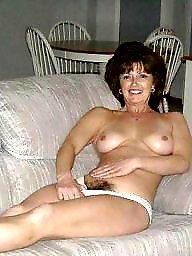White panties, Mature panties, Mature lady