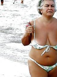 Sexy granny, Mature beach, Sexy grannies, Granny beach, Beach mature, Sexy mature