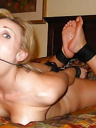 Gagged, Bound, Gagging