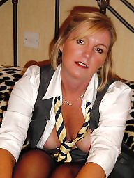 Uk milf, Blonde milf