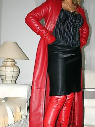 Leather, Coat