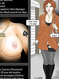 Interracial cartoon, Slave, Interracial cartoons, Slaves, Slave cartoon