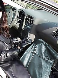 Leather, Latex, Boots, Pvc, Mature porn, Mature milf
