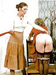 Spanking, Vintage, Spank, Spanked, Vintage bdsm, Femdom spanking