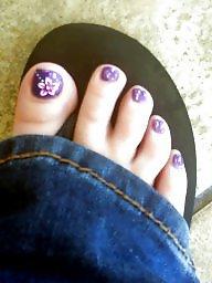 Feet, Incredibles