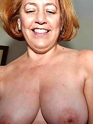 Amateur mature, Mature big boobs