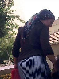 Turkish, Turban, Hidden, Turbans, Turkish upskirt