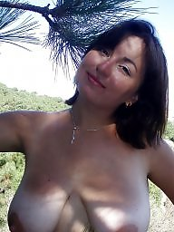 Outside, Mature public, Nude mature, Mature nude