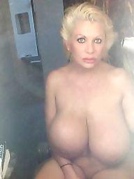 Bbw, Park, Bbw pornstar, Milf boobs