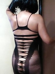 Fishnet, Mature latin, Latina matures