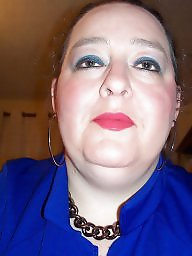 Dress, Flashing, Blue, Amateurs, Dressing, Dressed bbw