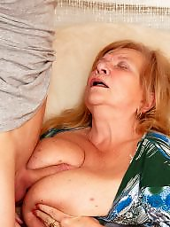 Bbw granny, Granny tits, Grannies, German mature, Huge tits, Granny boobs