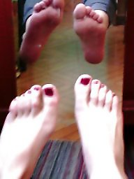 Funny, Amateur feet