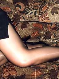 Pantyhose, Tight, Uk wife, Suit, Amateur pantyhose
