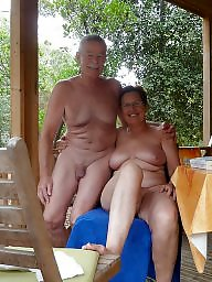 Couple, Group, Couples, Nude, Mature group, Mature couple