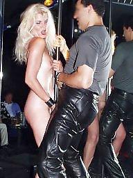 Public, Coco, Blond, Public nudity, Public blowjob