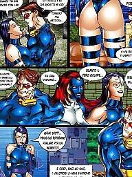 Cartoon, Italian, Sex, Group, Group cartoon