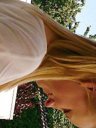 Blonde teen, Innocent