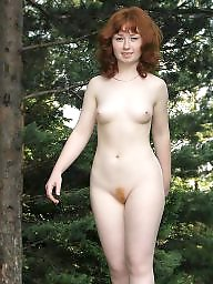 Redhead, Ginger, Teen tits