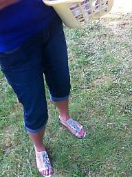 Mature feet, Feet, Milf feet