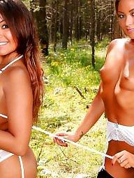 Nylons, Woods, Wood