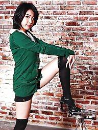 High heels, Heels, Teen ass, Teen stockings