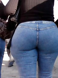 Jeans, Tight ass, Tight