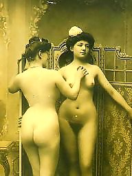 Bath, Vintage amateur, Bathing