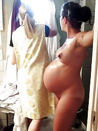 Pregnant, Milf big boobs