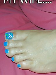 Teen feet, Pretty