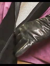 Boots, Bdsm, Leather, Fur, Coat, Gloves