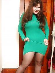 Nylon, Bbw stockings, Bbw nylon, Tease, Teasing, Bbw stocking