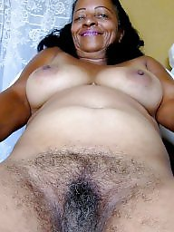 Mature hairy, Extreme
