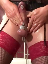 Piercing, Pierced, Cbt, Surprise, Sex surprise