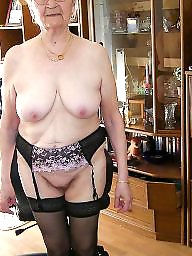 Granny, Granny stockings, Granny stocking, Stocking