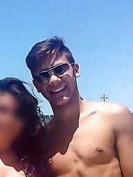 Male, Voyeur beach